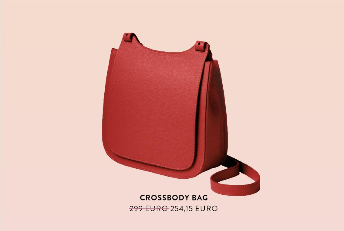 Crossbody Bag rot