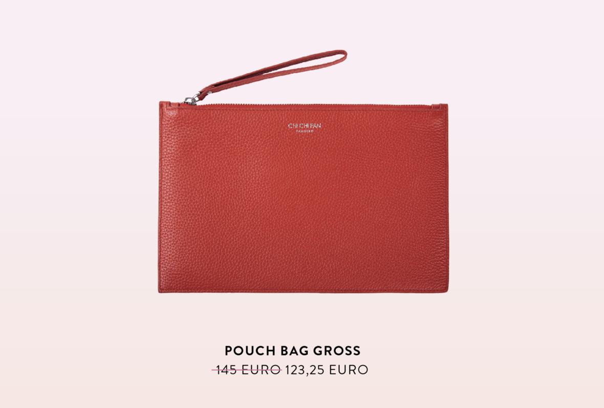 Pouch Bag gross rot